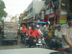 1 blocaj in trafic