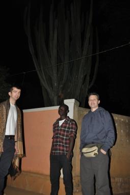 _8 spre dimineata in Entebe